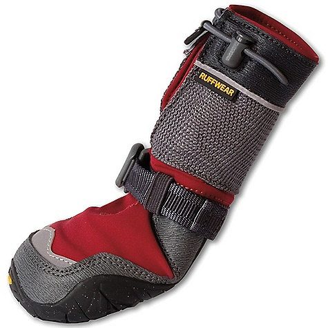 Image of Ruffwear Barkn Boots Polar Trex Red Currant