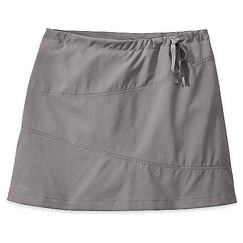 Image of Outdoor Research Women's Expressa Skort Pewter