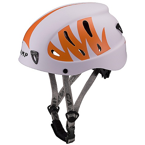 Image of Camp USA Armour Helmet White / Orange