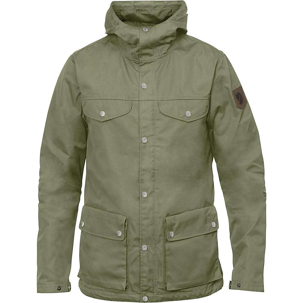 Fjallraven Men's Greenland Jacket - Large - Green