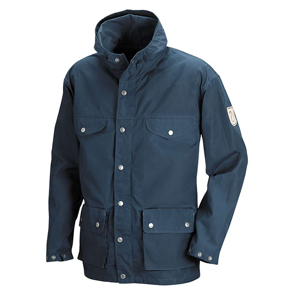 Fjallraven Men's Greenland Jacket - Large - Uncle Blue