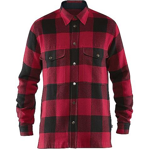 Image of Fjallraven Men's Canada Shirt Red