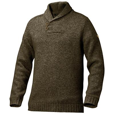 Fjallraven Lada Sweater - Dark Olive - Men