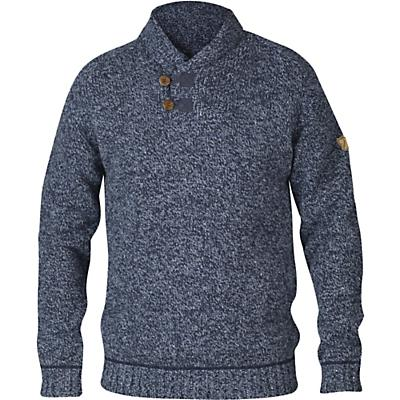 Fjallraven Lada Sweater - Dark Navy - Men