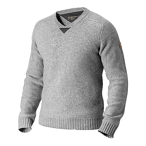 Image of Fjallraven Men's Woods Sweater Grey