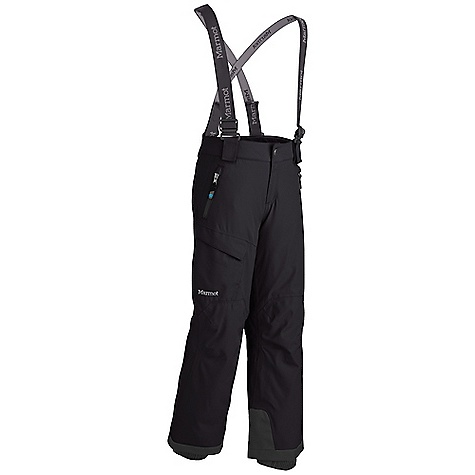 Image of Marmot Boys' Edge Insulated Pant Black