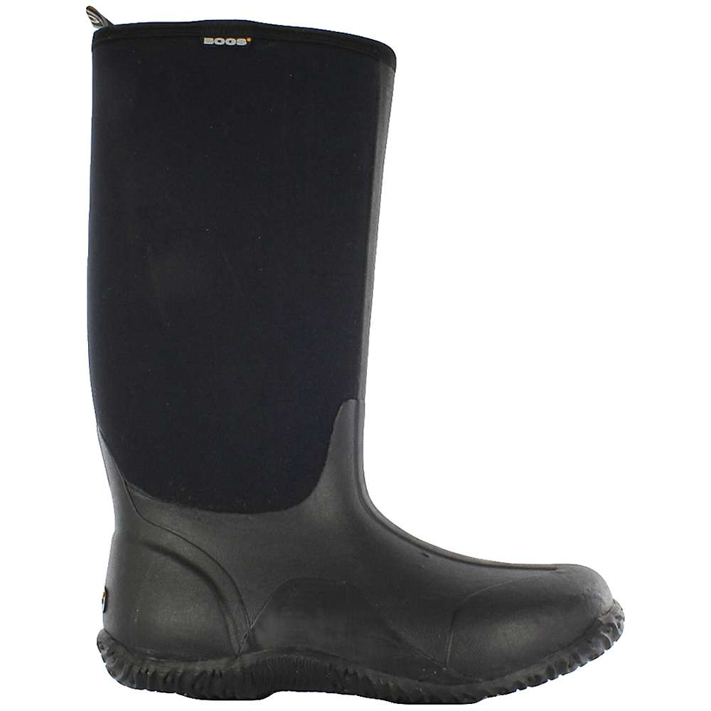 Bogs Women's Classic High Black Boot - 6 - Black