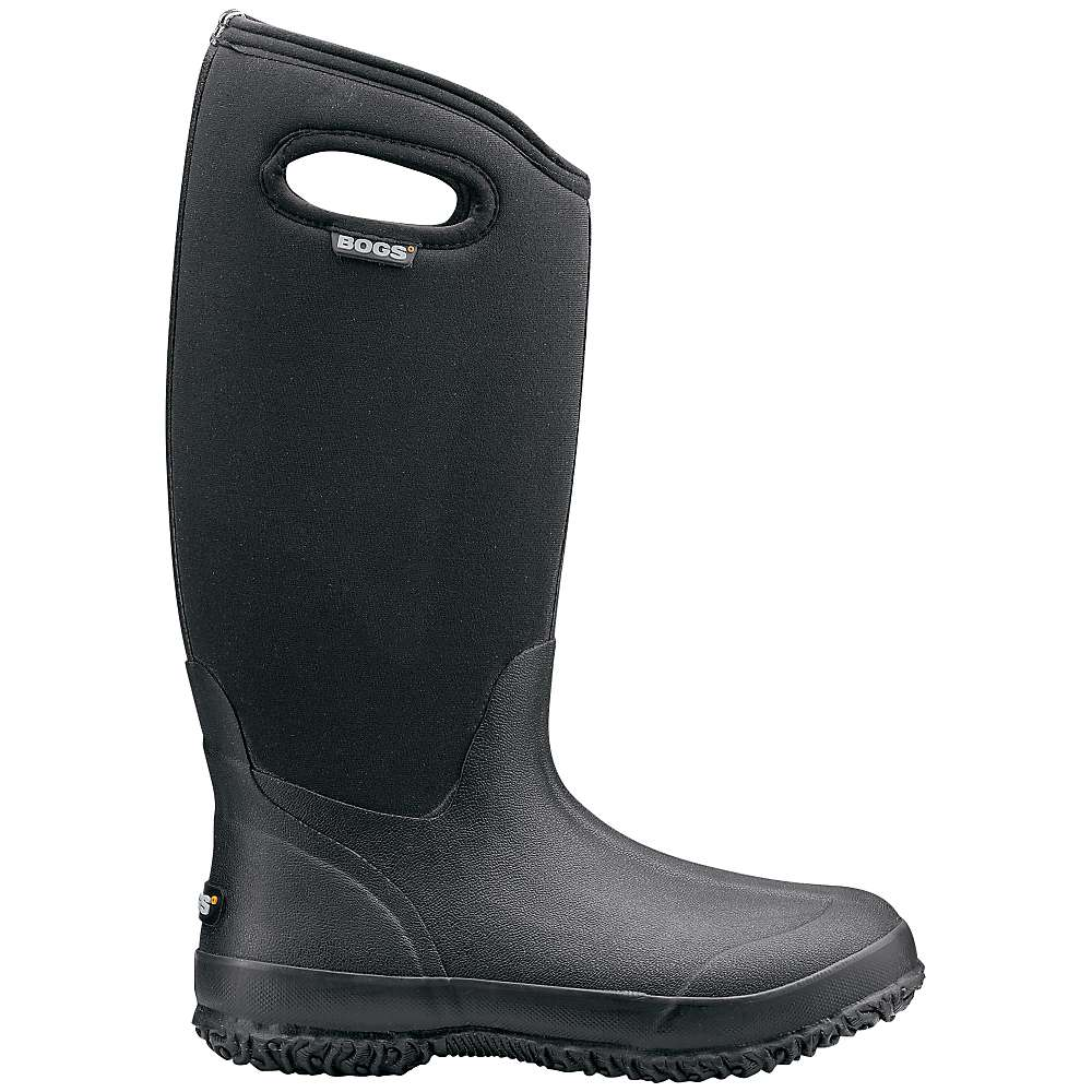 Bogs Women's Classic High Boot - 6 - Black