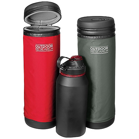 Image of Outdoor Research Water Bottle Parka Red
