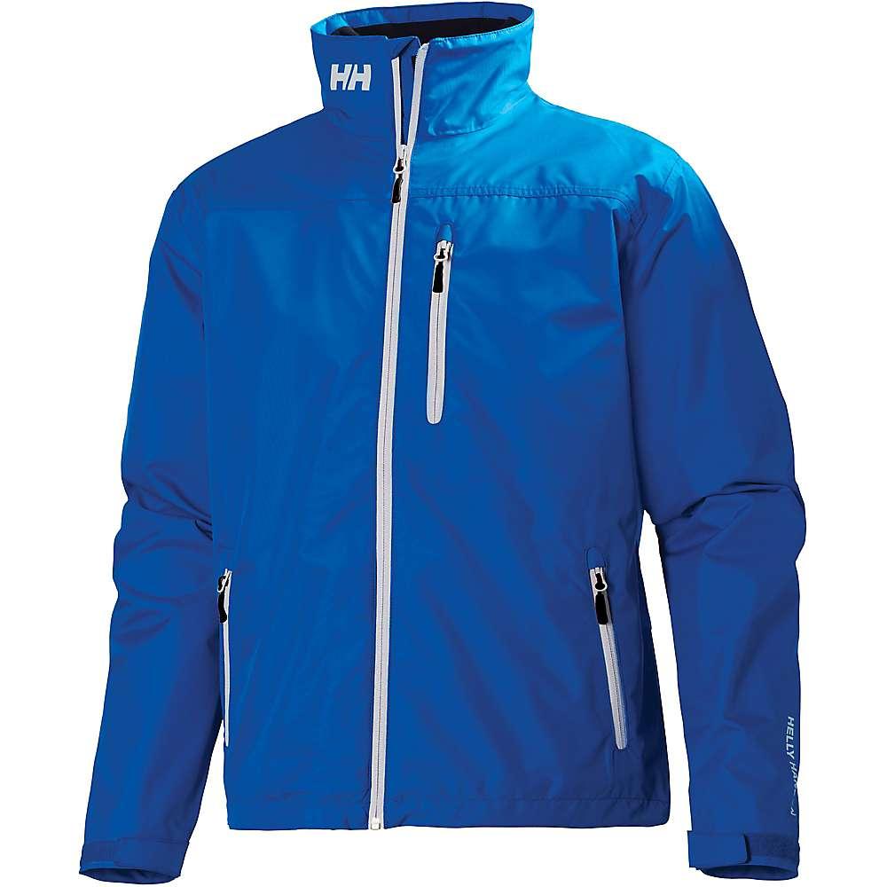 Helly Hansen Men's Crew Jacket - Large - Olympian Blue