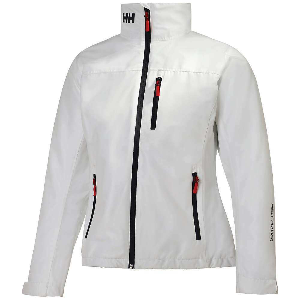Helly Hansen Women's Crew Midlayer Jacket - Large - White