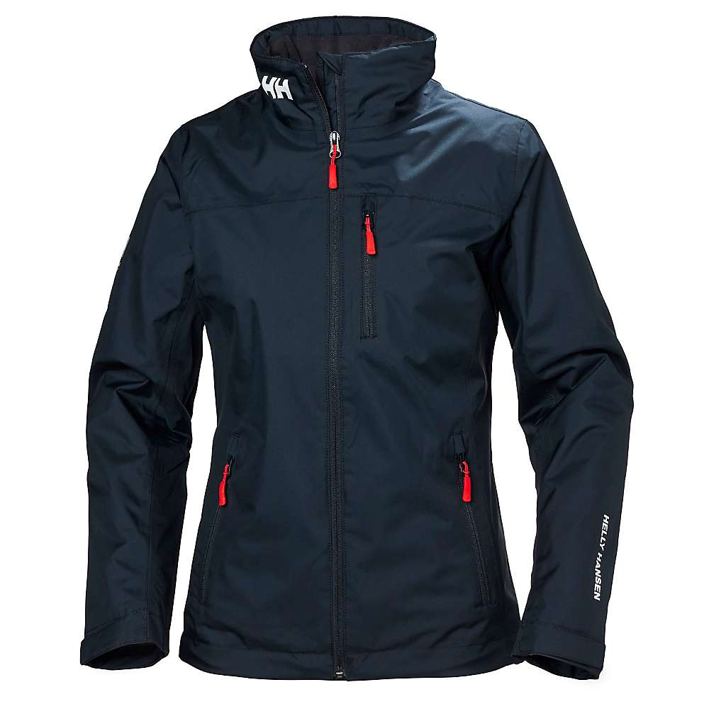 Helly Hansen Women's Crew Midlayer Jacket - Large - Navy
