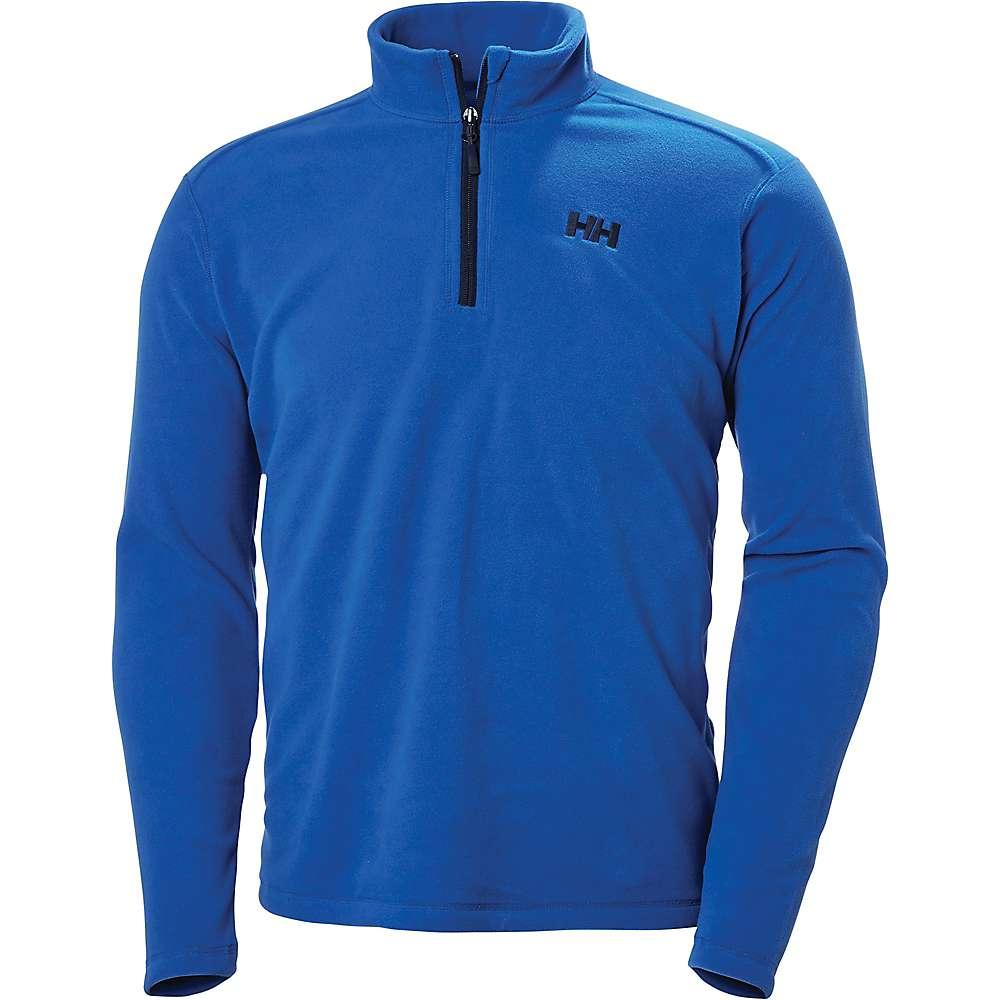 Helly Hansen Men's Daybreaker 1/2 Zip Fleece Top - Small - Olympian Blue