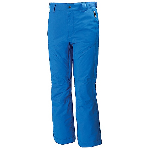 Helly Hansen Juniors' Legend Pant Racer Blue Helly Hansen Juniors' Legend Pant - Racer Blue - in stock now. FEATURES of the Helly Hansen Juniors' Legend Pant Helly Tech Performance Reservoir hem Mechanical venting zip YKK quality zippers Multiple exterior pockets Belt loops Adjustable waist Boot gaiters Articulated knees Fully insulated PrimaLoft Black Insulation Durable Water Repellency treatment (DWR) Fully seam sealed 2 ply fabric construction Waterproof, windproof and breathable