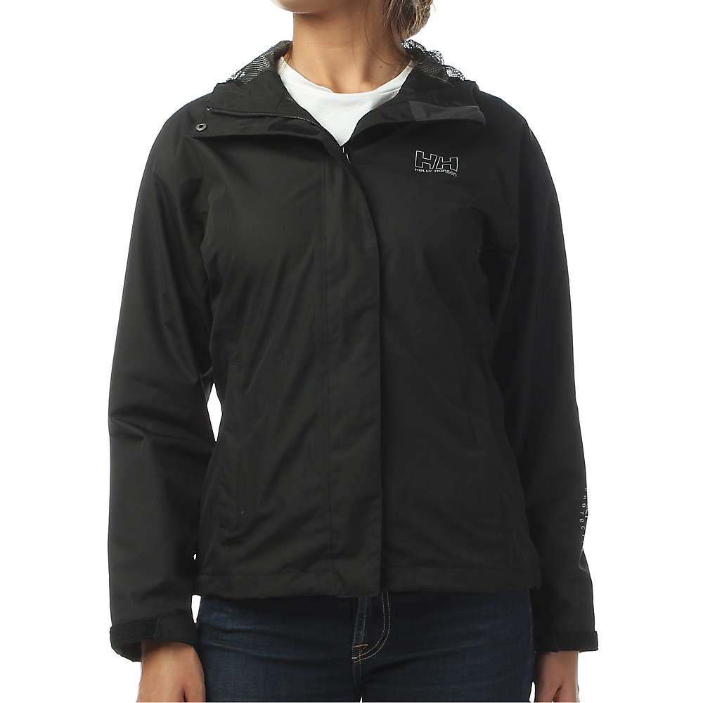 Helly Hansen Women's Seven J Jacket - XS - Black