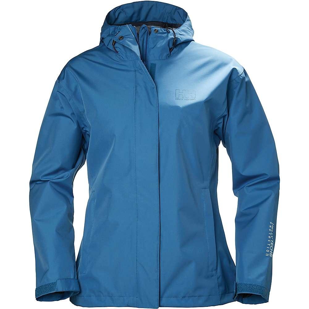 Helly Hansen Women's Seven J Jacket - Small - Stone Blue