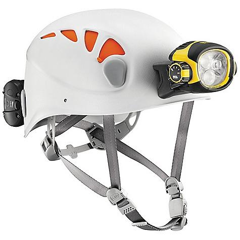 Image of Petzl Ultra Vario Belt Headlamp Yellow / Black