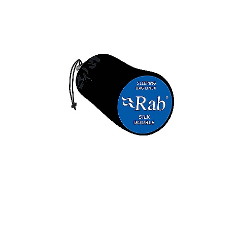 Rab Silk Double Sleeping Bag Liner