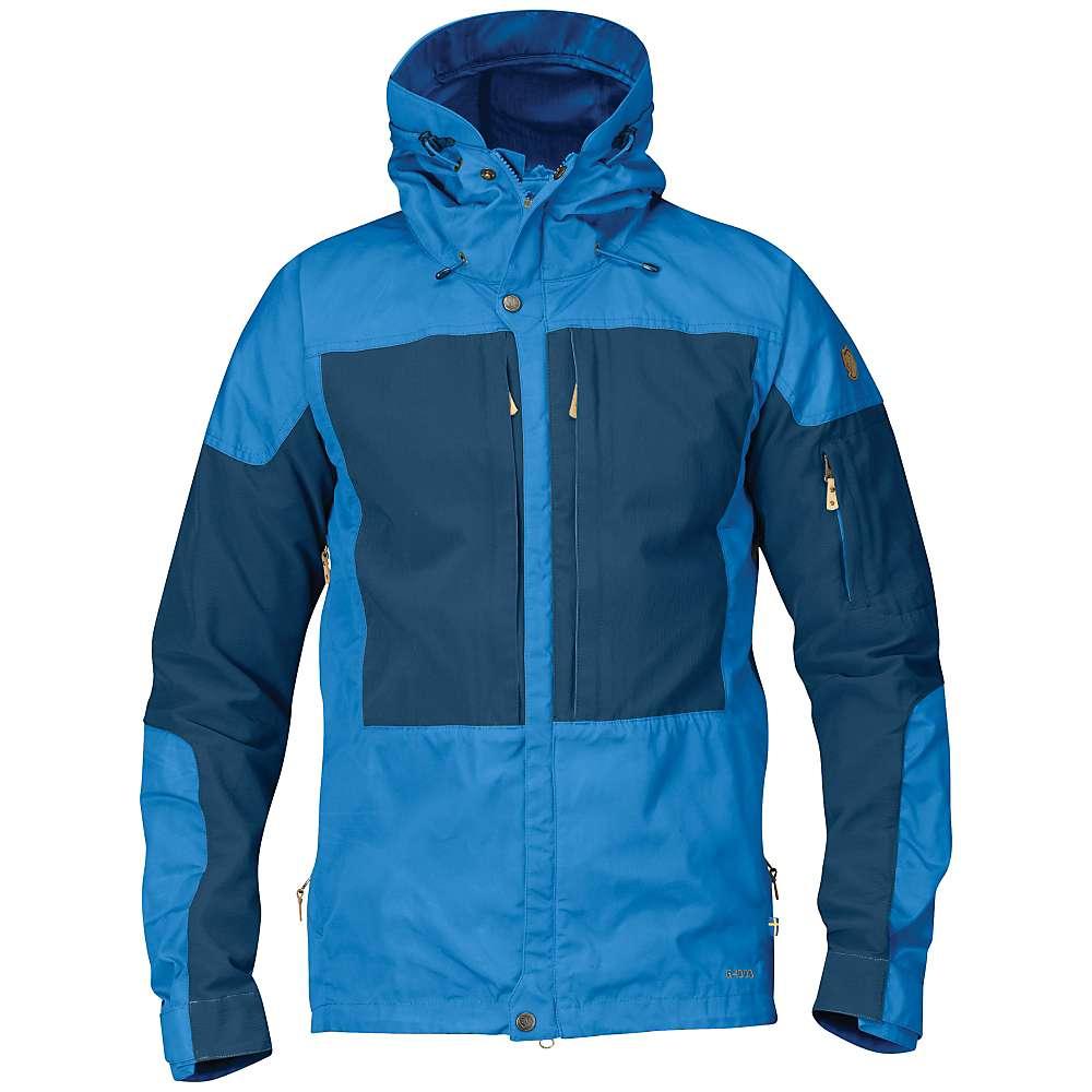 Fjallraven Men's Keb Jacket - XS - UN Blue / Uncle Blue