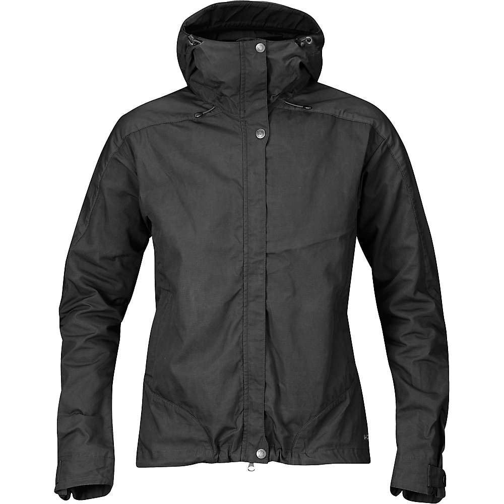 Fjallraven Women's Skogso Jacket - XS - Black