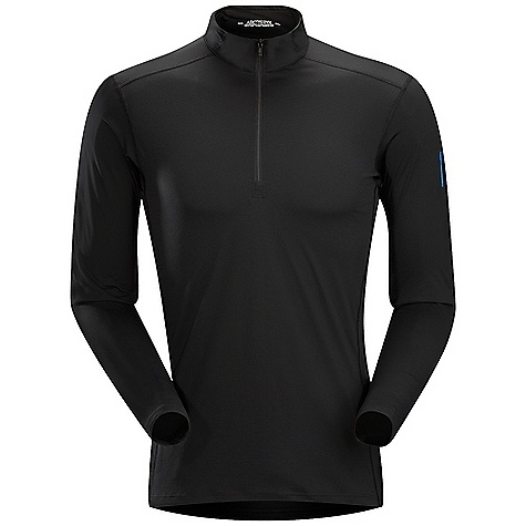 Arcteryx Phase SL Long Sleeve Zip Neck