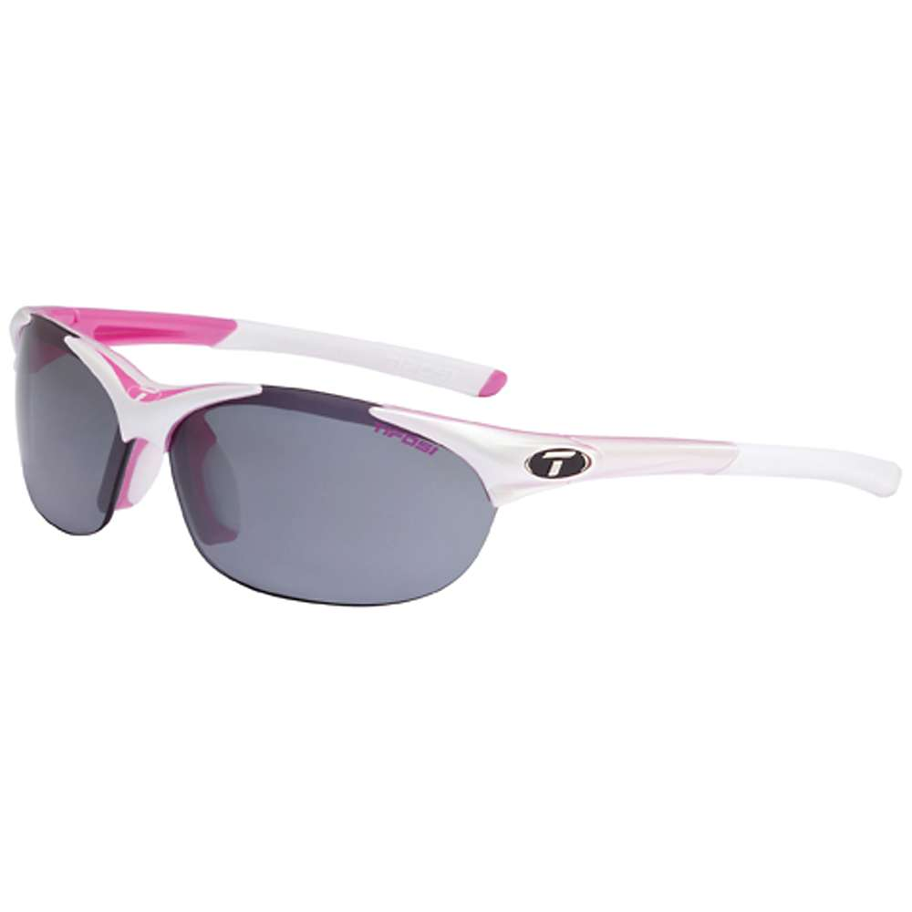 Tifosi Women's Wisp Sunglasses - One Size - Race Pink / Smoke / AC Red / Clear