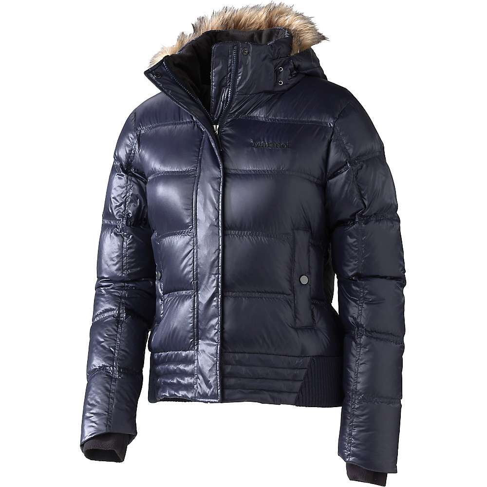 Marmot Women's Helsinki Coat - Large - Midnight Navy