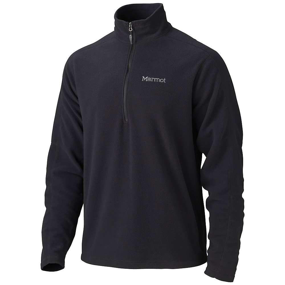 Marmot Men's Rocklin 1/2 Zip - XL - Black