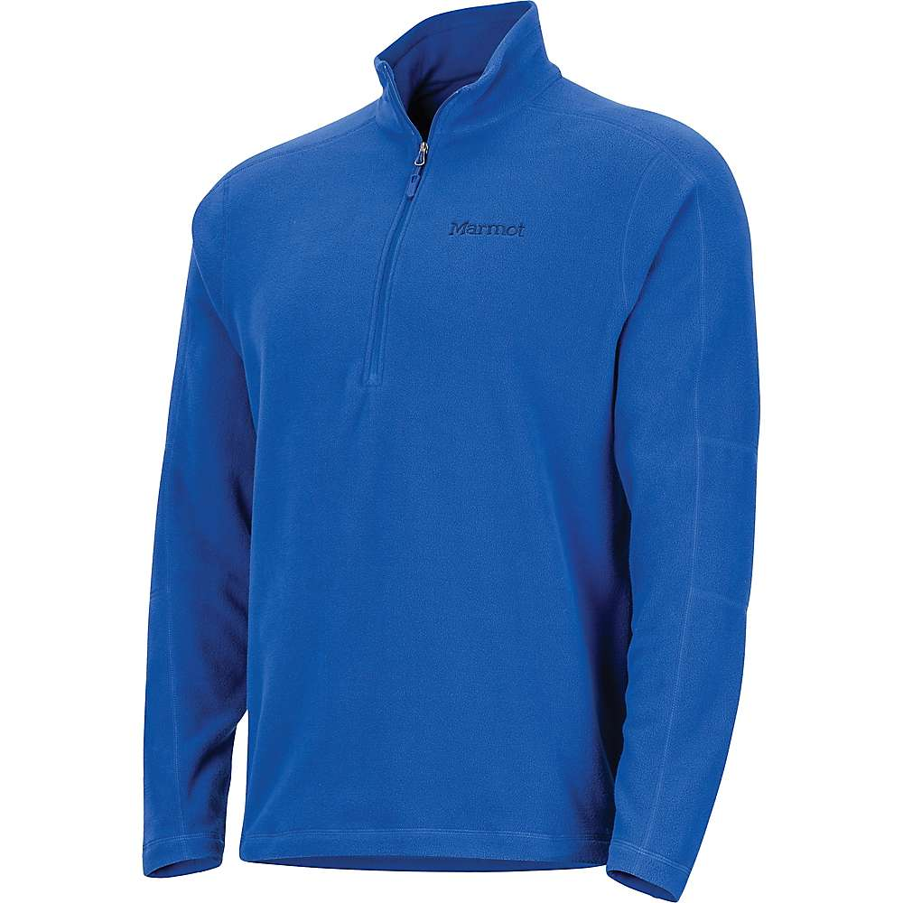 Marmot Men's Rocklin 1/2 Zip - XL - Surf