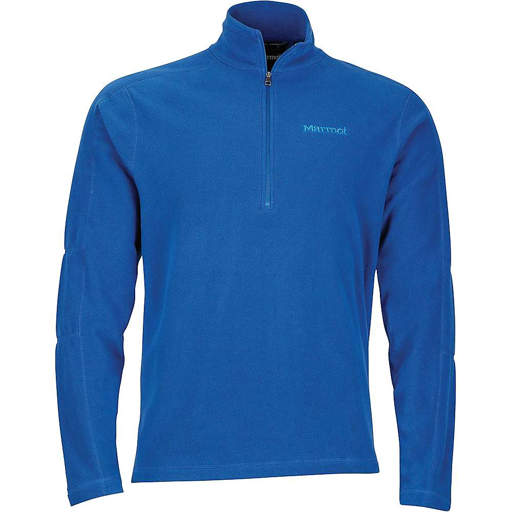Marmot Men's Rocklin 1/2 Zip - XL - Dark Cerulean