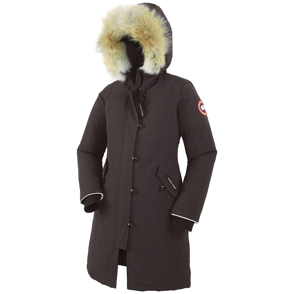Canada Goose Youth Brittania Parka - XS - Black