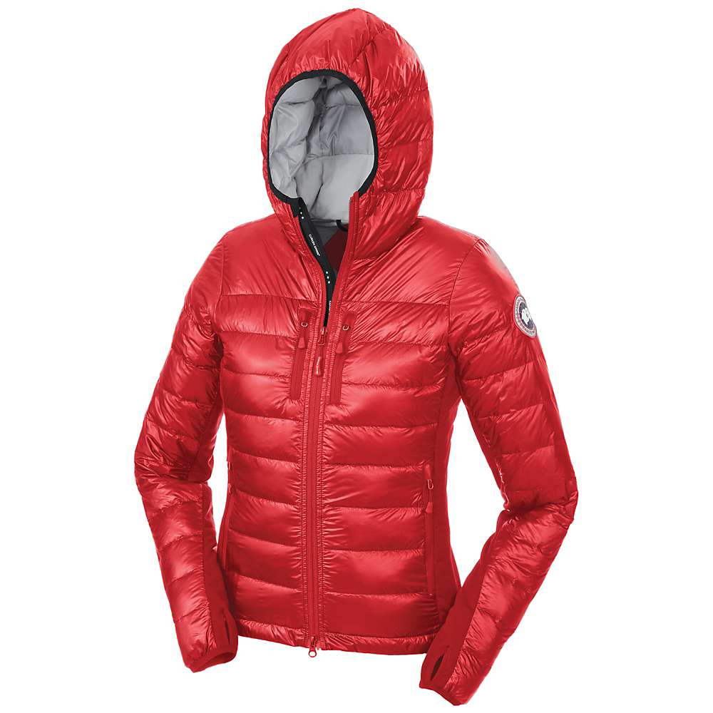 Canada Goose Women's Hybridge Lite Hoody - Large - Red