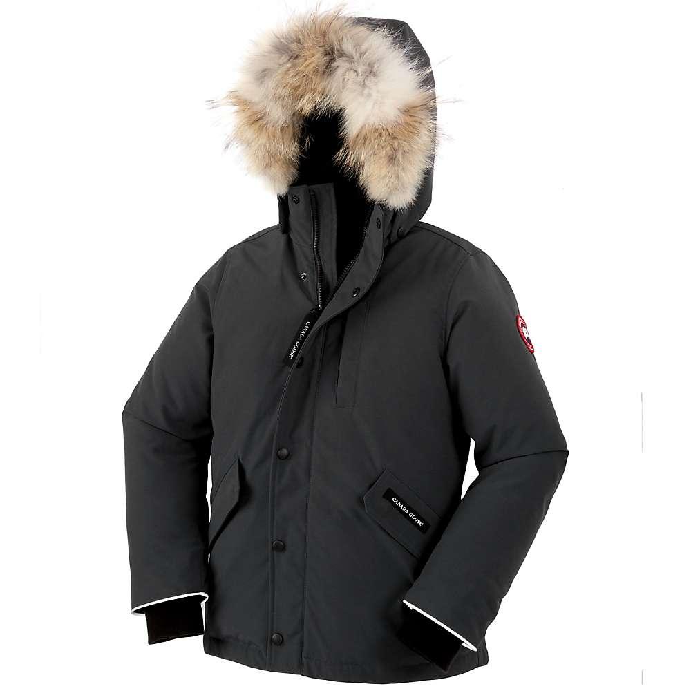 Canada Goose Youth Logan Parka - XS - Black