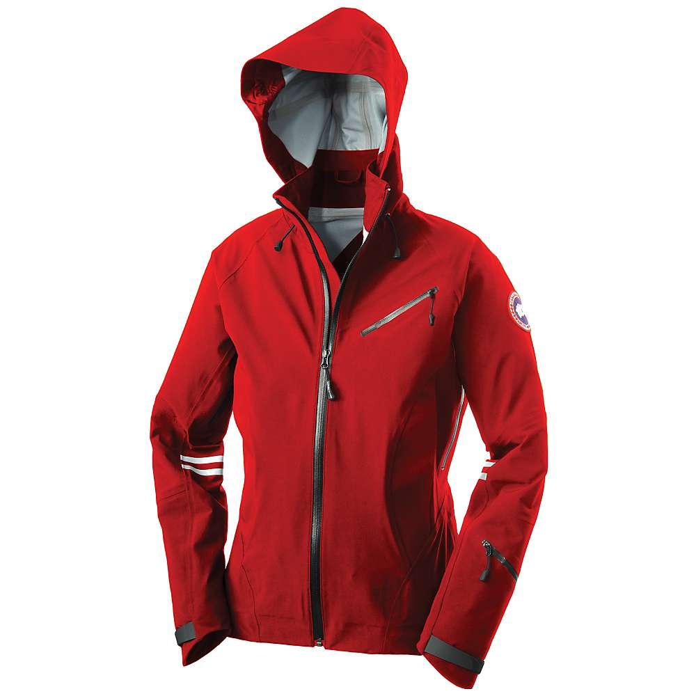 Canada Goose Women's Timber Shell Hoody - Medium - Red
