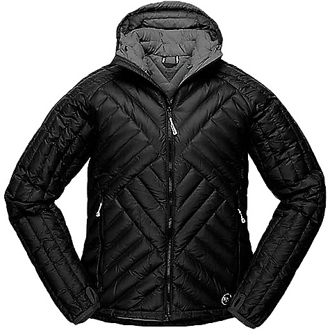 Big Agnes Shovelhead Hooded Down Jacket