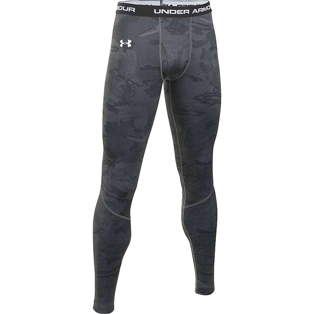 Under Armour Men's ColdGear Infrared Evo Legging - XL - Graphite / White