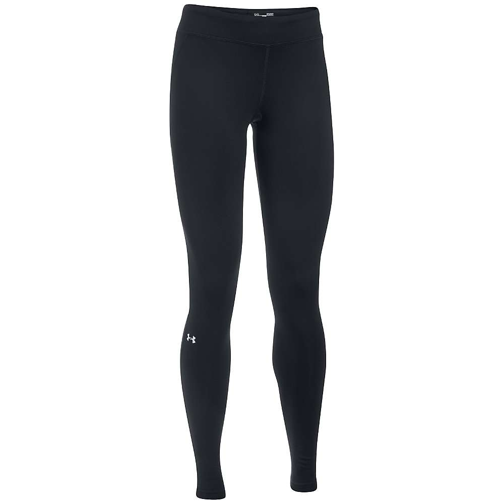 Under Armour Women's UA Coldgear Infrared EVO CG Legging - XS - Black / Glacier Grey