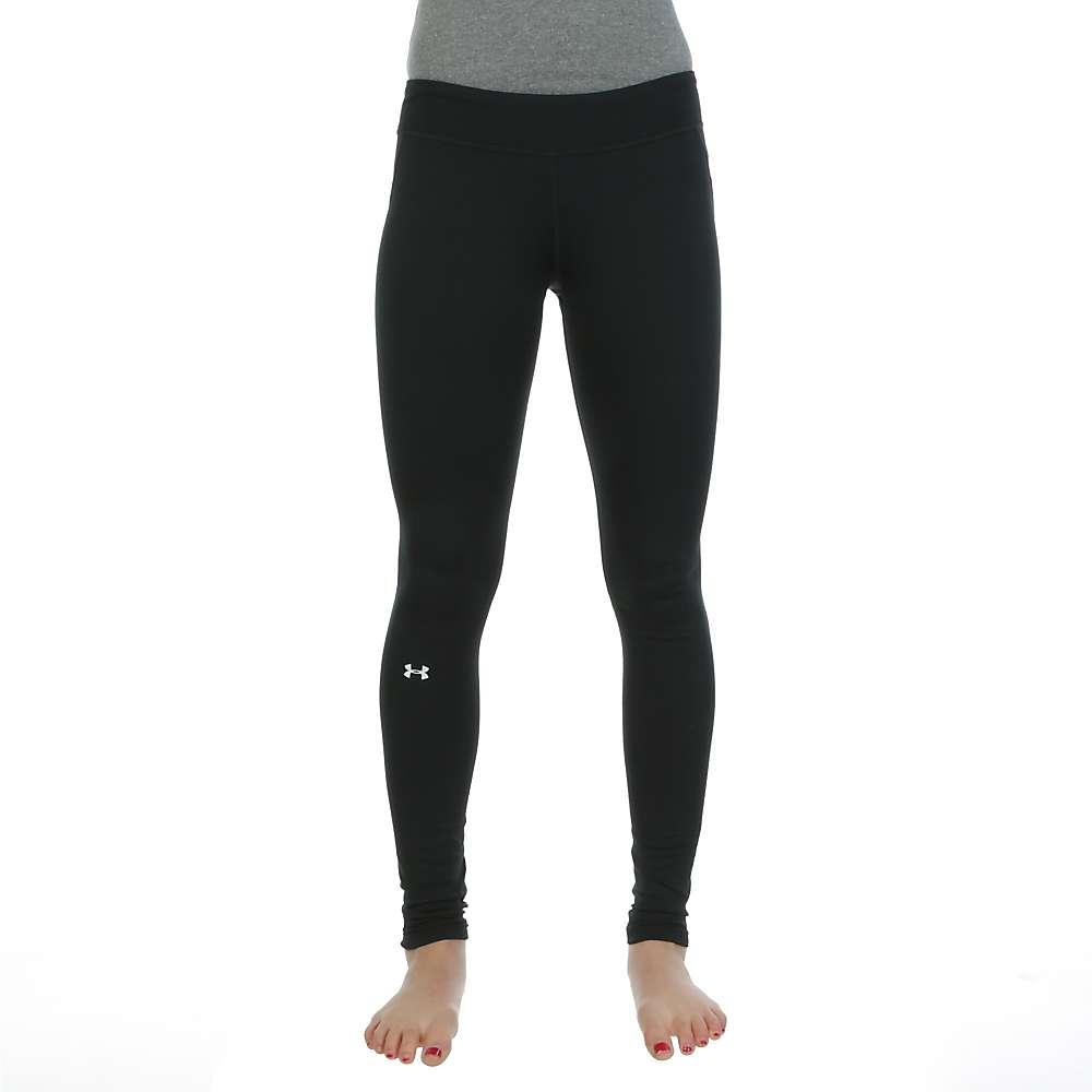 Under Armour Women's UA Coldgear Infrared EVO CG Legging - XL - Black / Elemental