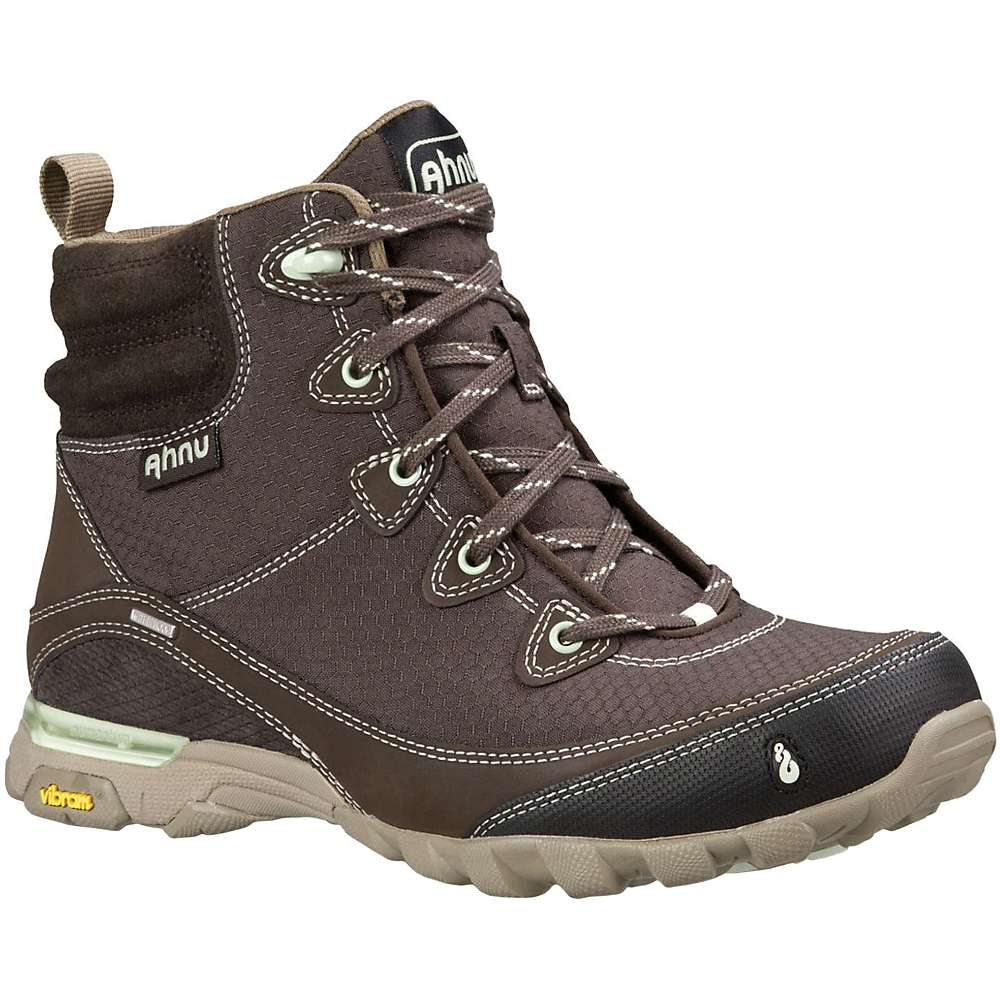 Ahnu Women's Sugarpine Waterproof Boot - 5 - Mulch