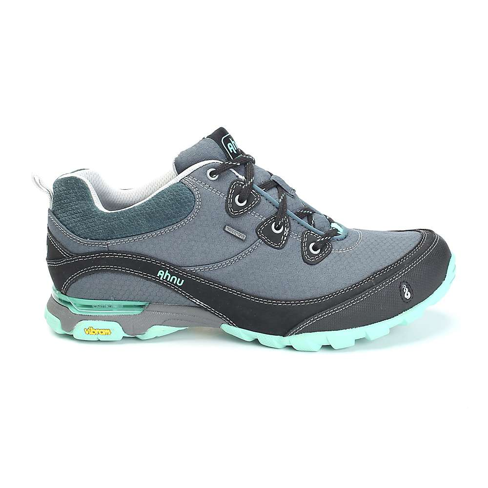 Ahnu Women's Sugarpine Waterproof Shoe - 7 - Dark Slate