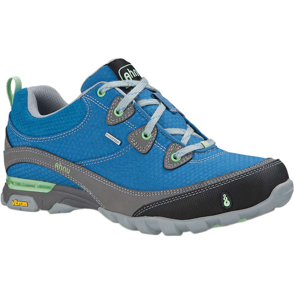 Ahnu Women's Sugarpine Waterproof Shoe - 5.5 - Blue Star