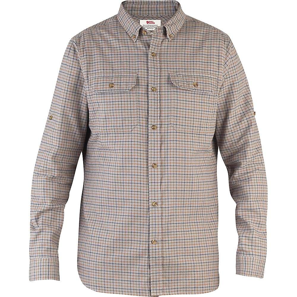 Fjallraven Forest Flannel Shirt - Grey
