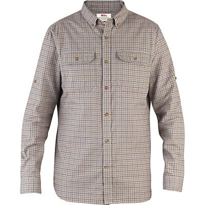 Fjallraven Forest Flannel Shirt - Grey