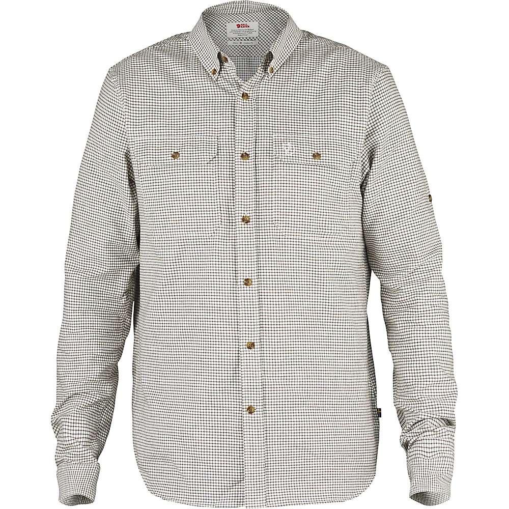 Fjallraven Forest Flannel Shirt - Eggshell