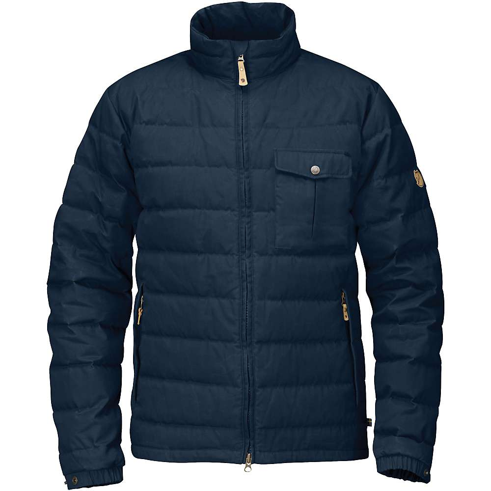 Fjallraven Men's Ovik Lite Jacket - Small - Dark Navy
