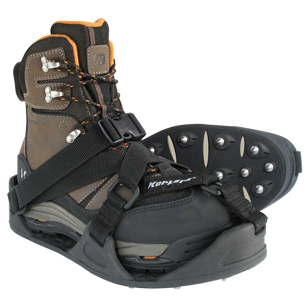 Korkers Extreme Ice Cleat XL Black