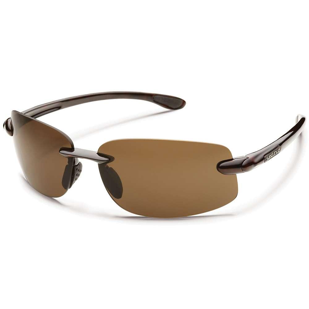 Image of Suncloud Excursion Polarized Sunglasses - One Size - Tortoise / Brown Polarized