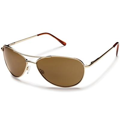 Suncloud Patrol Polarized Sunglasses - Gold / Brown Polarized