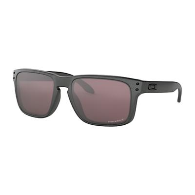 Oakley Holbrook Polarized Sunglasses - Steel / Prizm Daily Polarized