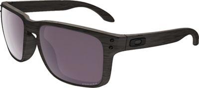 Oakley Holbrook Polarized Sunglasses - One Size - Woodgrain / PRIZM Daily Polarized